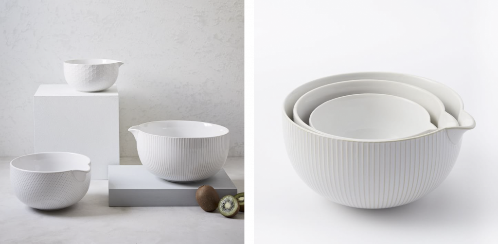 Mixing bowl set by West Elm