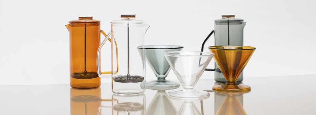 850 mL Glass French Press by Yield