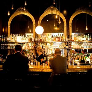 The Library (at the Gilt Bar)