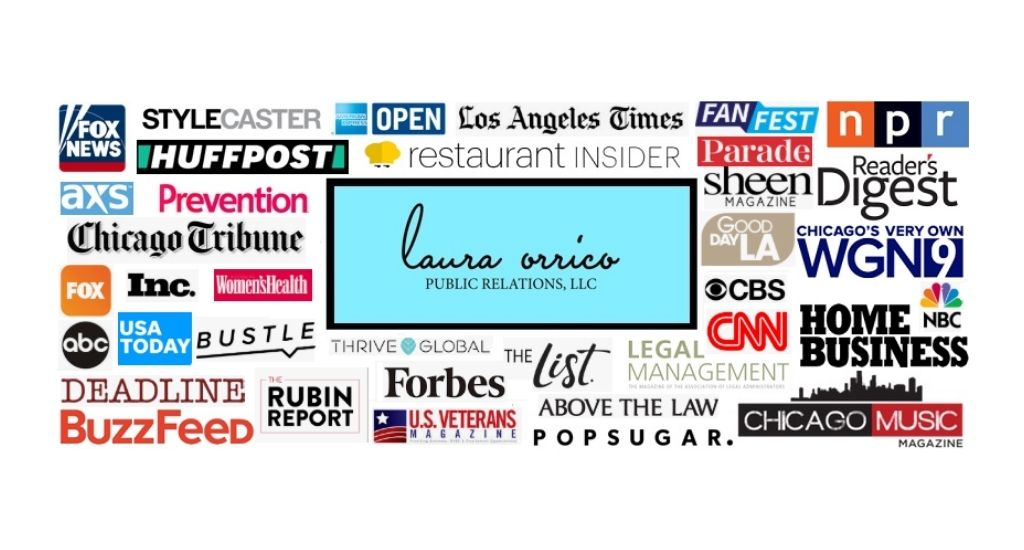 Laura Orrico Public Relations featured publications