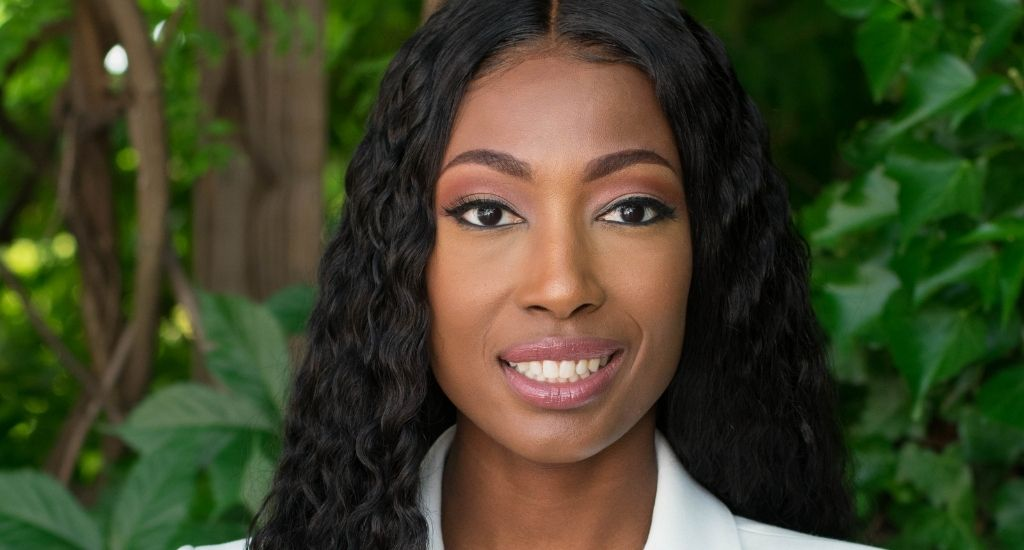 Aisha Bowe Co-Founder and CEO of STEMBoard