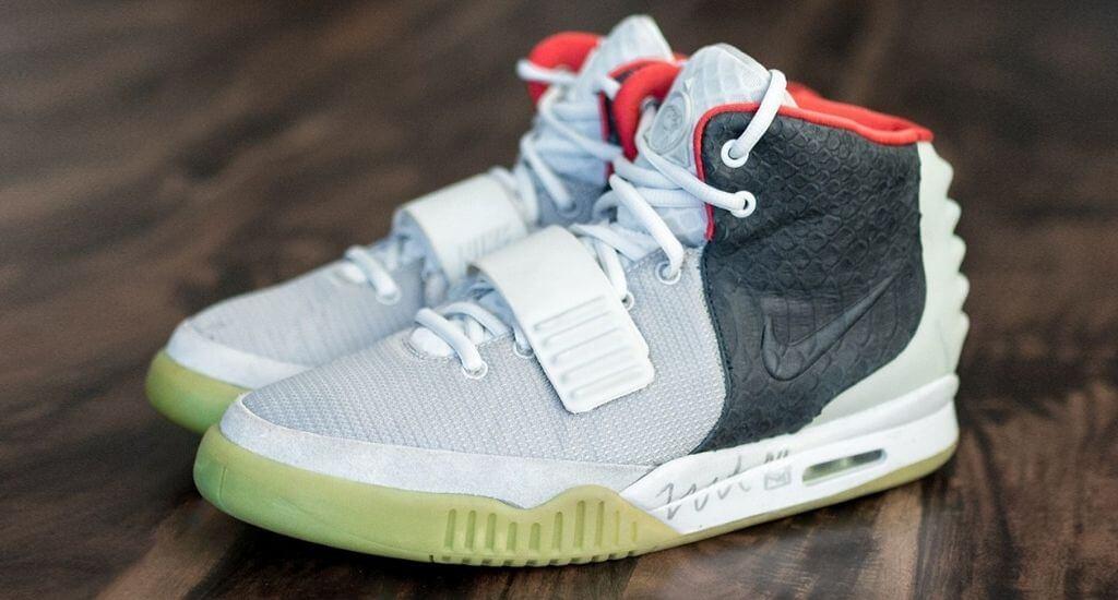 Nike Air Yeezy 2 Sample sneakers