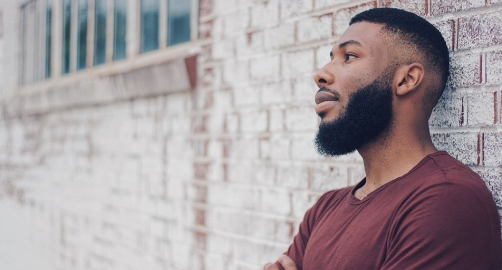 Disinterested entrepreneur thinking about quitting